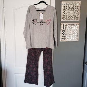 Reitmans Pajama Set